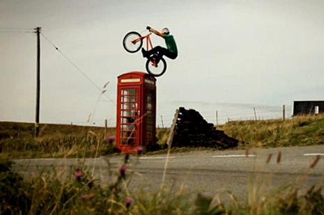 Sve je to biciklizam!