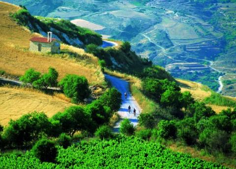 Panorama sa Kipra