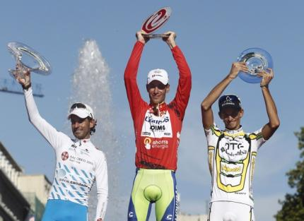 Vuelta 2010