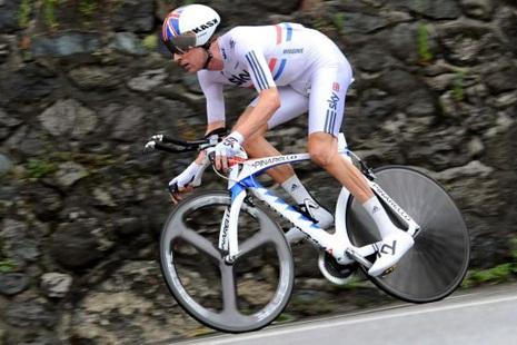 Critérium du Dauphiné 2012 E4 – ITT Bourg en Bresse 53km