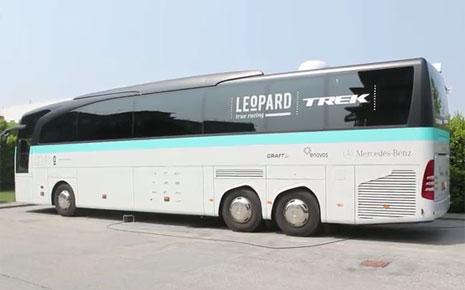 Leopard Trek bus