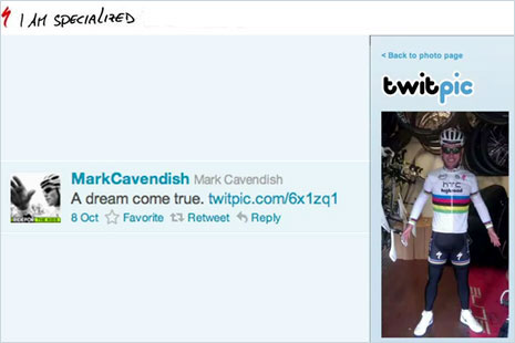 Mark Cavendish – ostvarenje sna