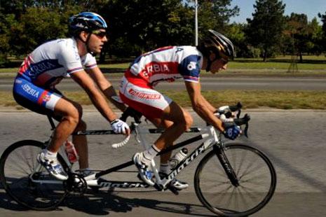 Milan Petrović – hrabri biciklista