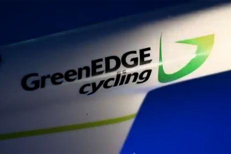Novi tim – GreenEDGE cycling