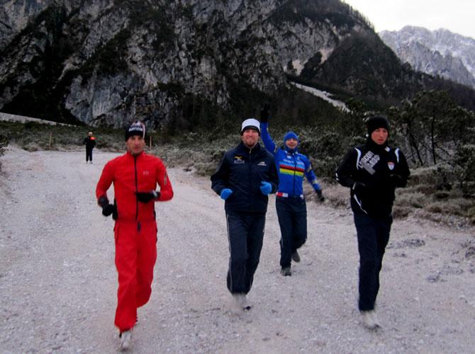 Olimpijci završili prireme u Italiji