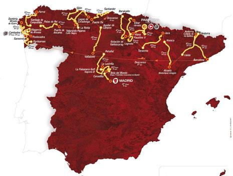 vuelta-2012-map