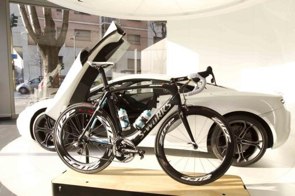McLaren + Specialized = Venge