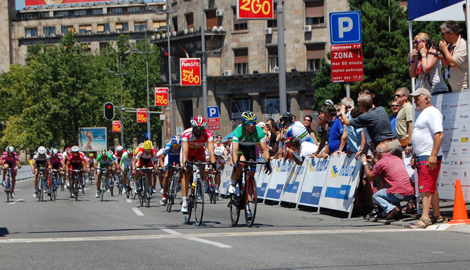 Tour-de-Serbie-Finish-Belgrade