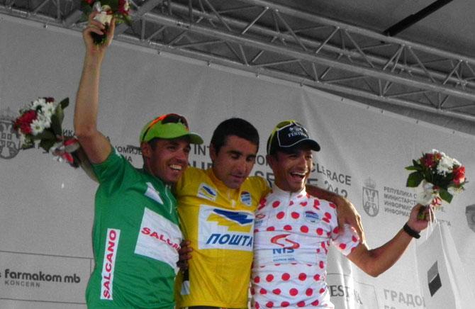 Tour de Serbie 2012 stage 1 – Niš 52km