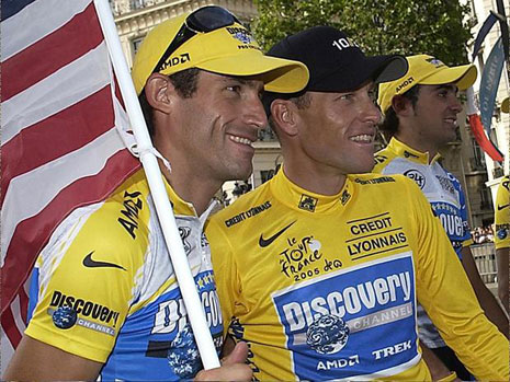 George+Hincapie+Lance+Armstrong