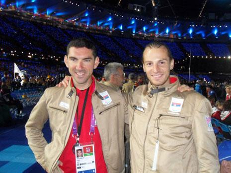 Para-olimpijci u Londonu