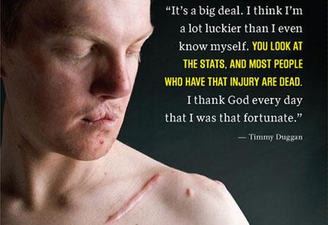Timmy Duggan – Nedelja bez sećanja