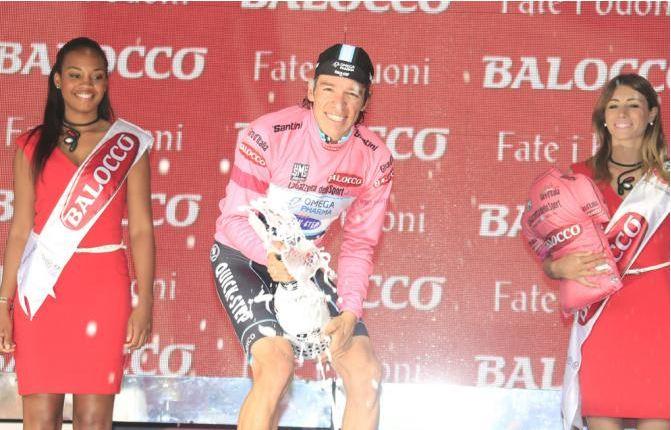 Giro'14 E12 Barbaresco-Barolo 42km ITT