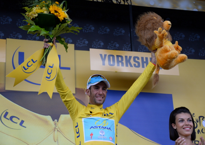 TDF'14 E2 Sheffield 201km