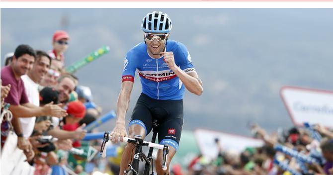 Vuelta'14 E14 La Camperona
