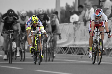 Alexander Kristoff vs Peter Sagan