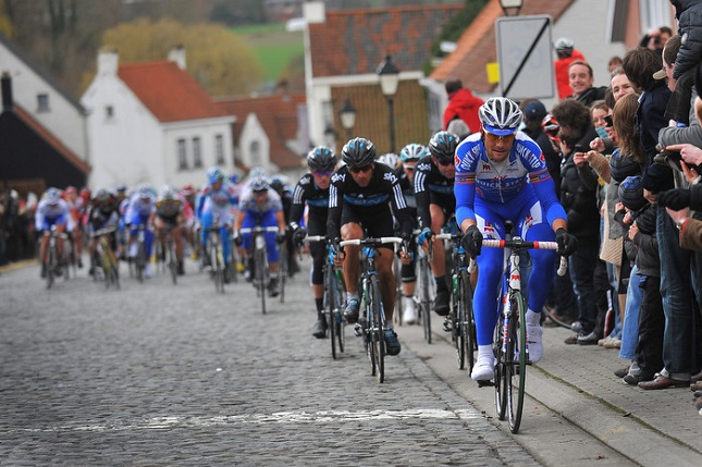 Cycling : Kuurne-Brussel-Kuurne 2011