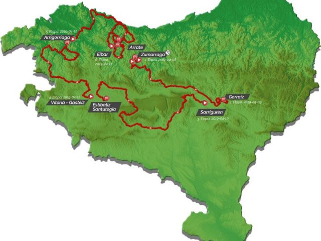 Trka kroz Baskiju 2019